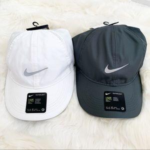 ✔️ NIKE Dri Fit Hat Featherlight Cap Sport Gym Hat